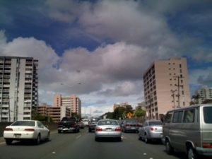 bad traffic is anothe reason not to move to Hawaii